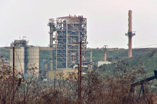 Coal Plant in Kern County